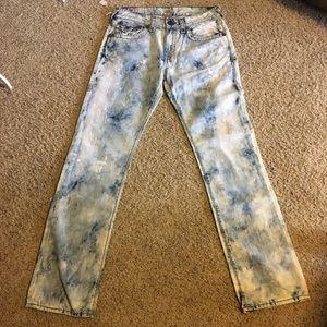 🎁🛍True Religion Ricky Straight leg jeans